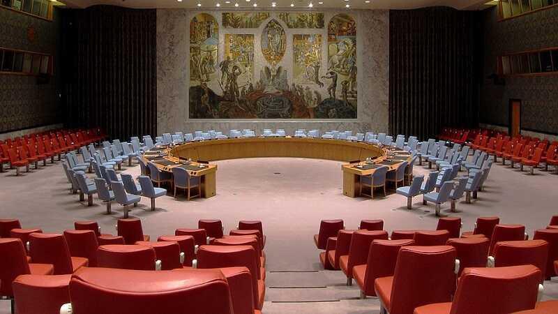 UN-Sicherheitsrat - UN Security Council - New York City - 2014 01 06