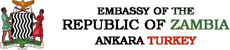 The Embassy of Zambia in Ankara, Turkey